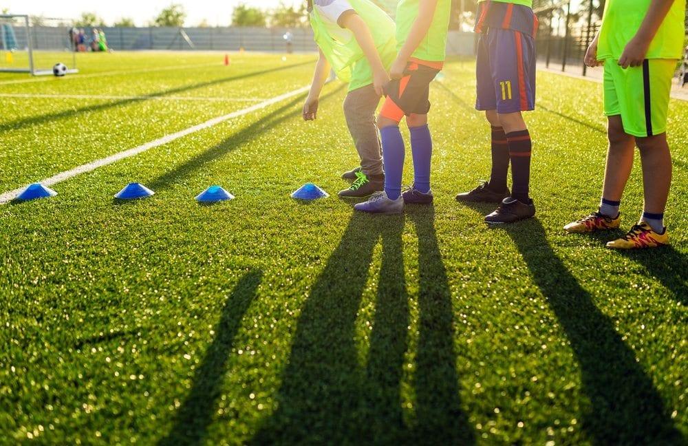 Cours football été dimanche