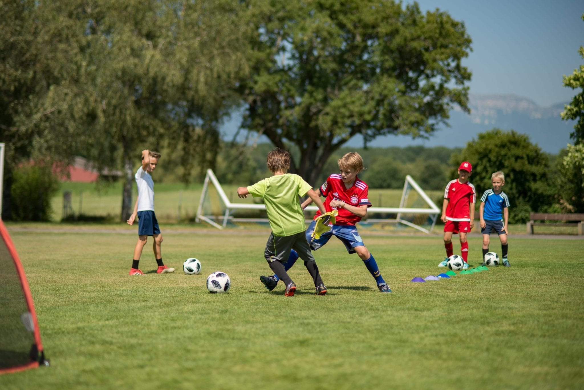 Akademie-Sommer-Camps