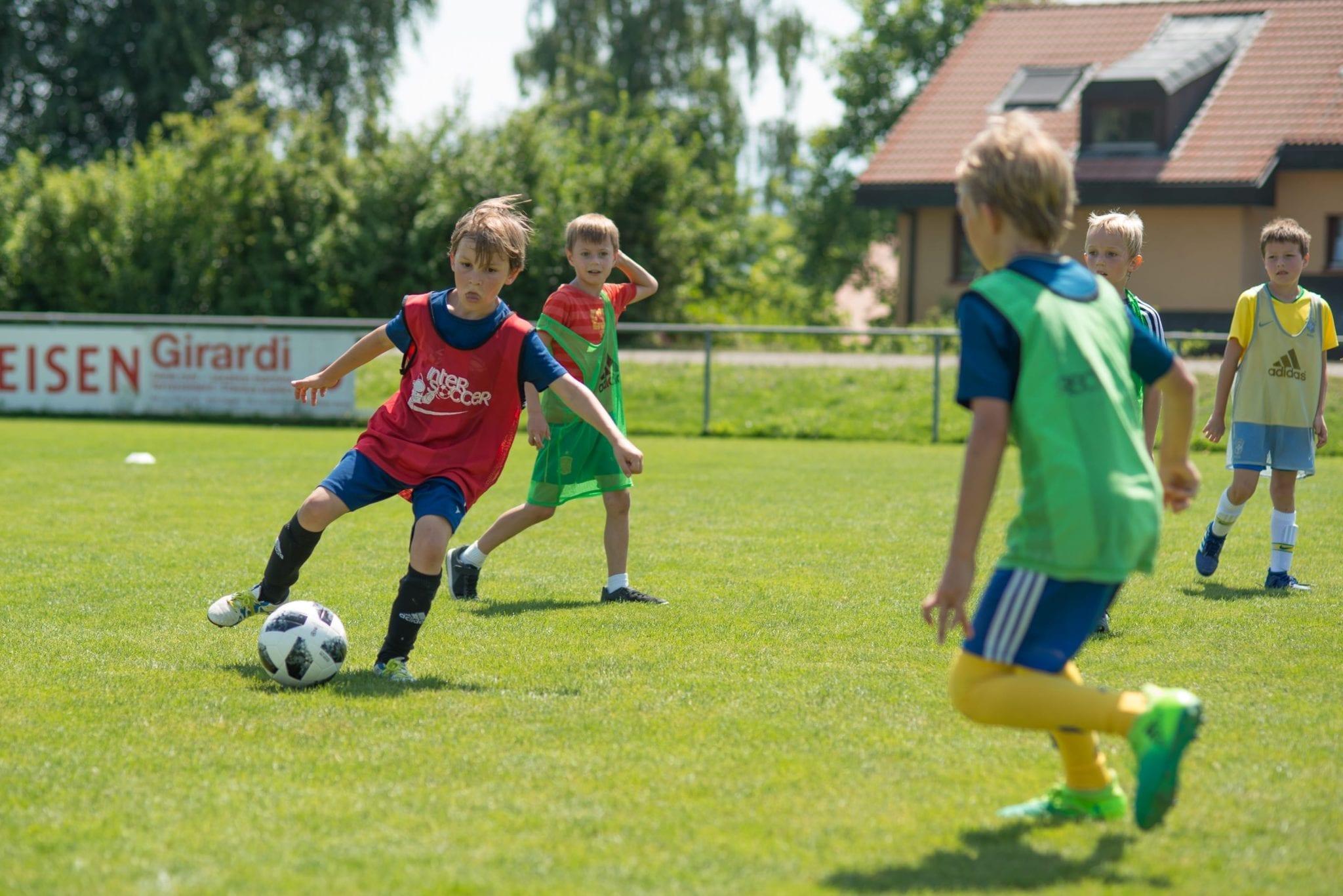 Week-ends Soccer League