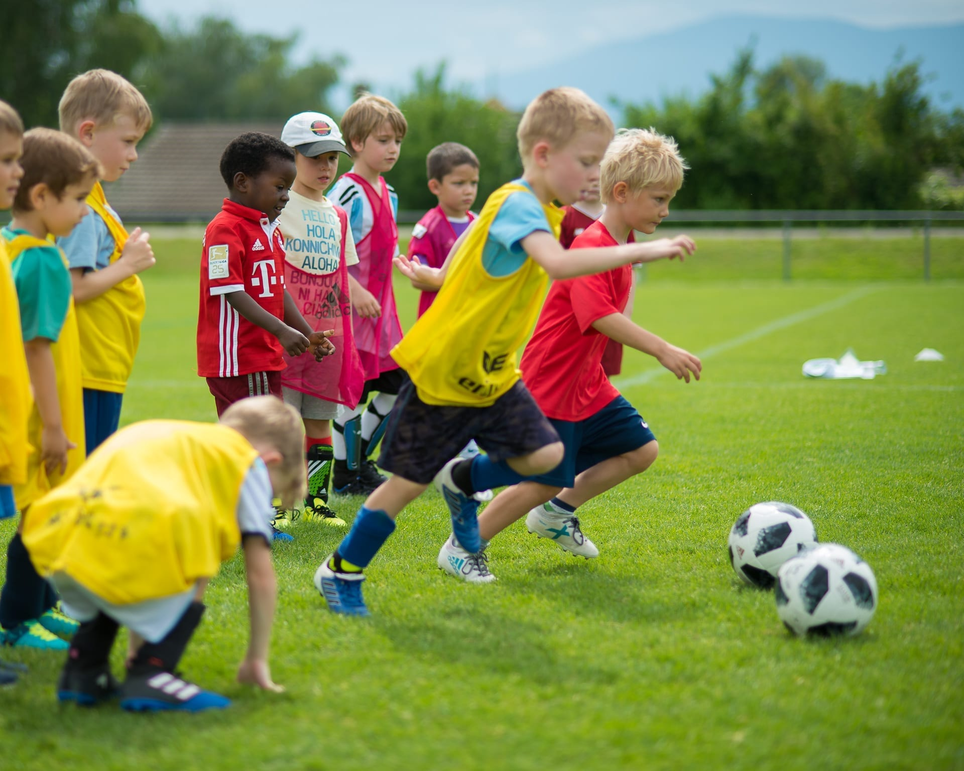 Junior-Sommer-Camps