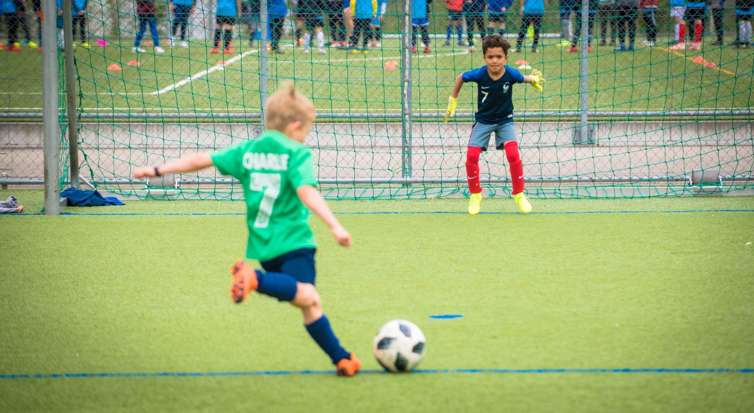 Summer Camps Goalkeeper