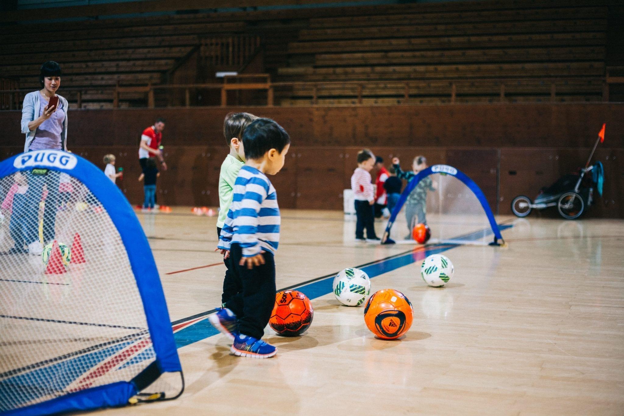 Knirps Fußballkurse
