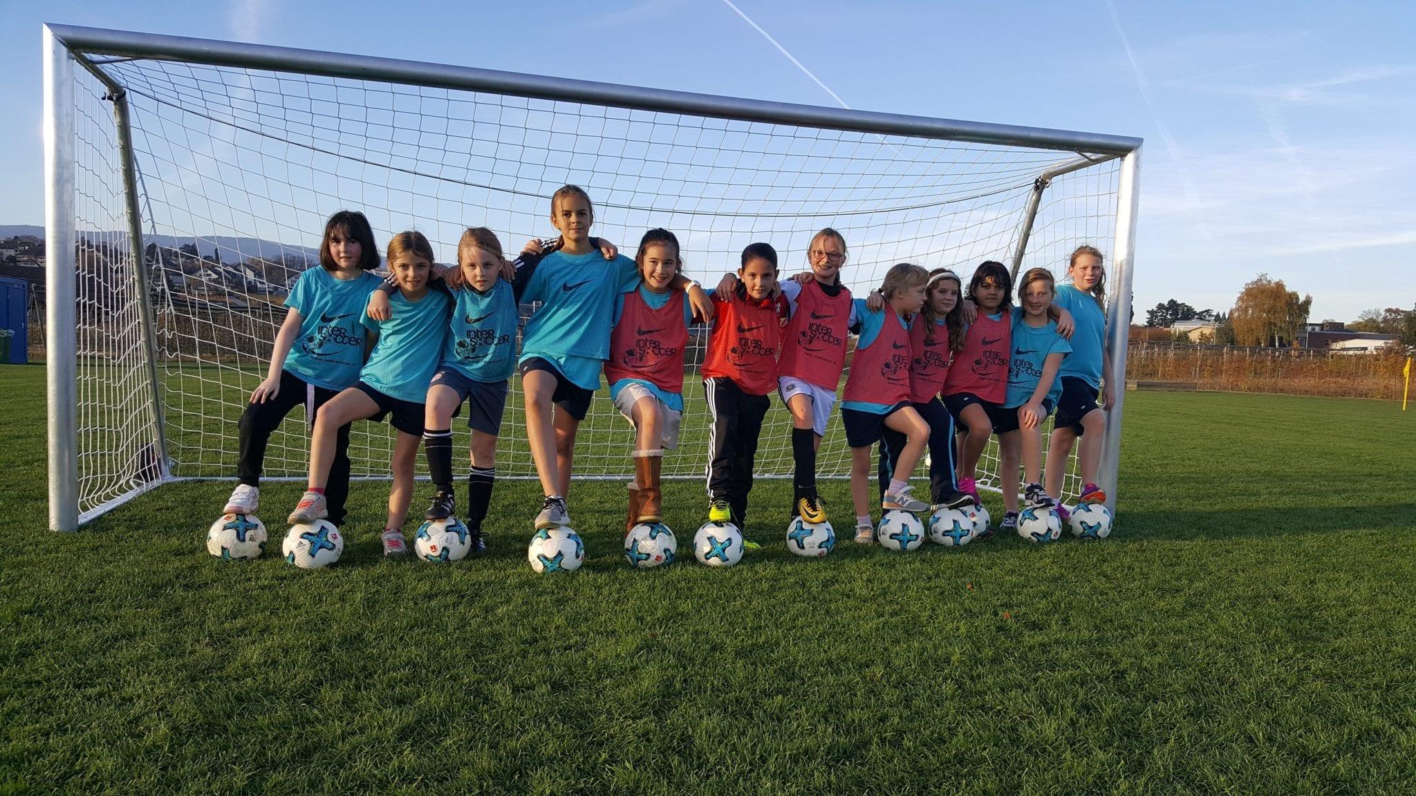 Girls Only Soccer