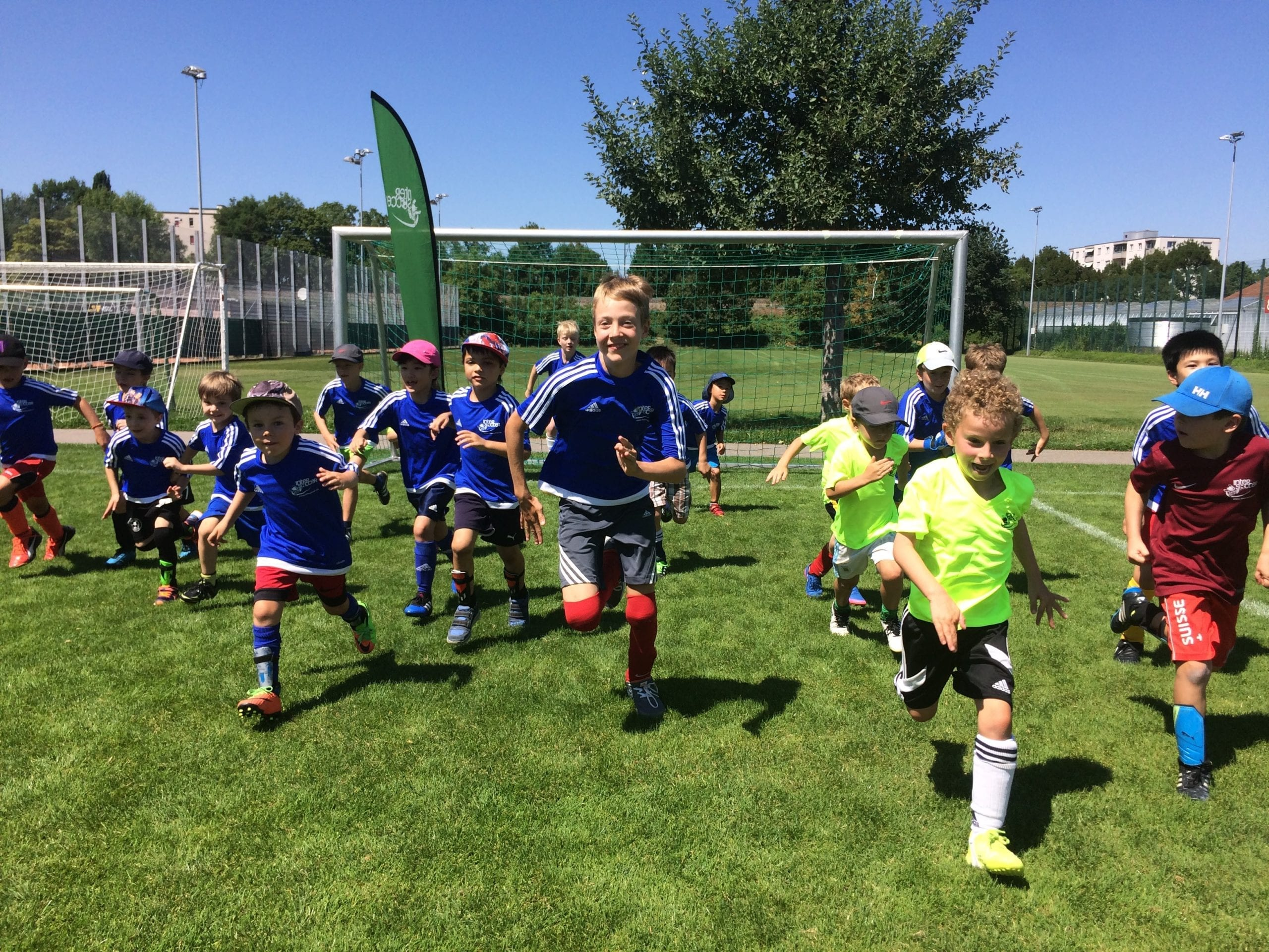 InterSoccer Camps