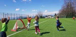Summer Football Camps in Zug/Zurich