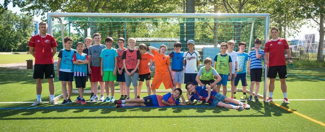 Akademie Fussball-Kurse