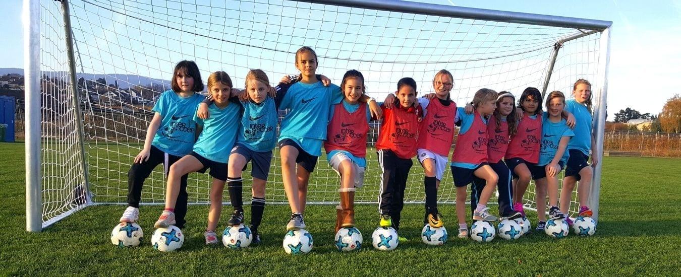 Mädchen-Fussball-Kurse