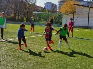 Summer Football Camps